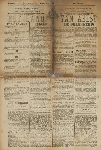 Het Land van Aelst 1908-07-05