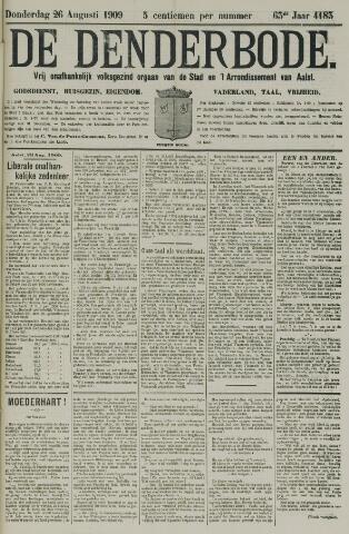 De Denderbode 1909-08-26