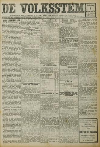 De Volksstem 1930-03-01