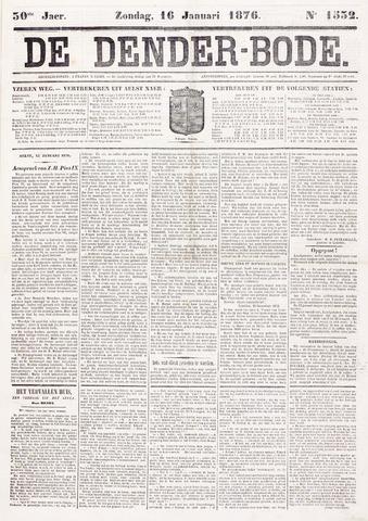 De Denderbode 1876-01-16