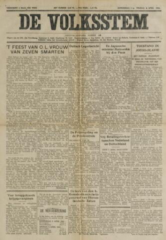 De Volksstem 1941-04-03