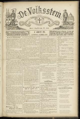 De Volksstem 1898-10-01