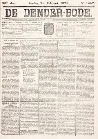 De Denderbode 1876-02-20