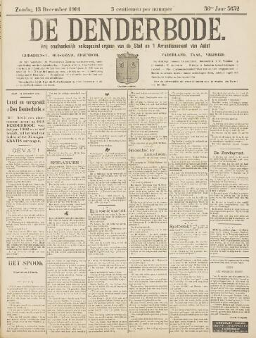 De Denderbode 1901-12-15