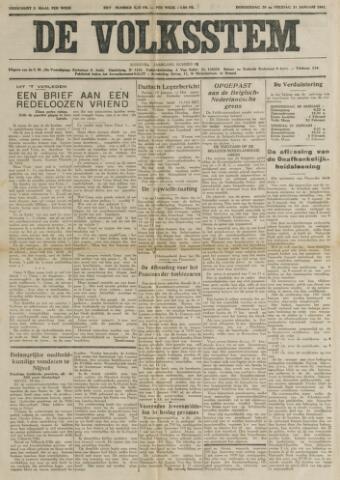 De Volksstem 1941-01-30