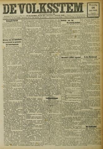 De Volksstem 1923-07-18