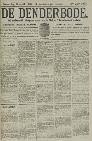 De Denderbode 1906-04-05