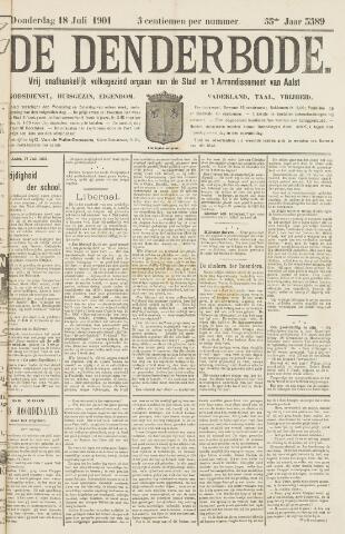 De Denderbode 1901-07-18