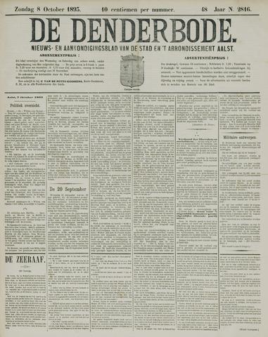 De Denderbode 1893-10-08