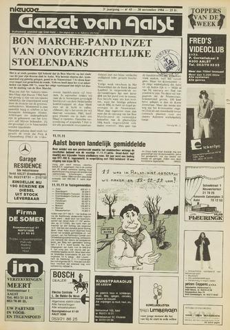 Nieuwe Gazet van Aalst 1984-11-30