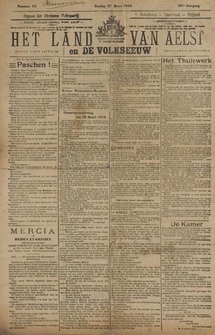 Het Land van Aelst 1910-03-27