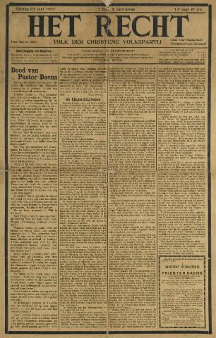 Het Recht 1907