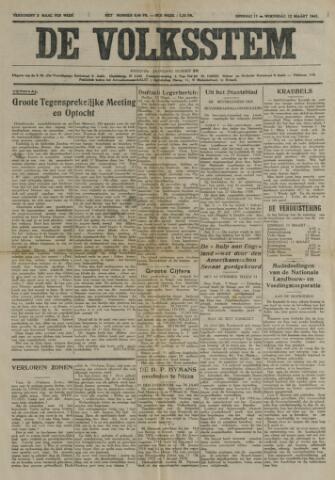 De Volksstem 1941-03-11