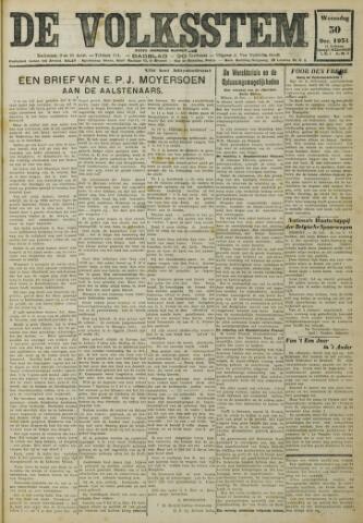 De Volksstem 1931-12-30