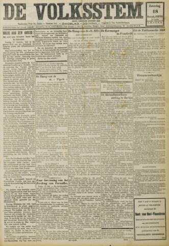 De Volksstem 1930-10-18