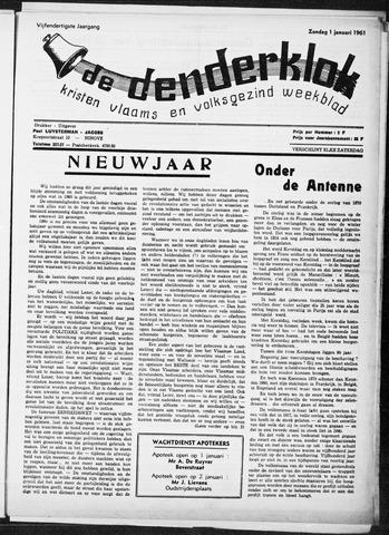 Denderklok 1961