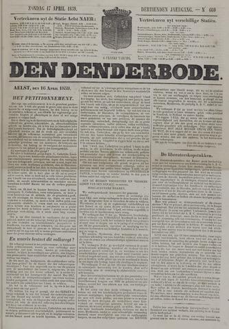 De Denderbode 1859-04-17