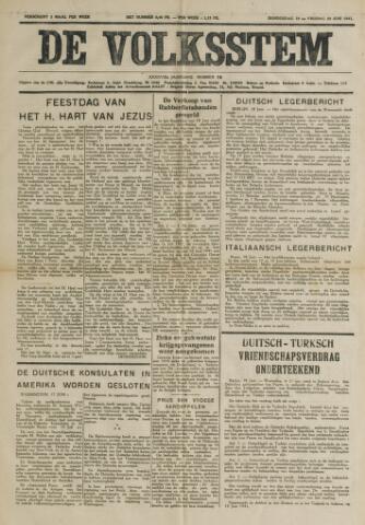 De Volksstem 1941-06-19