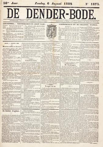 De Denderbode 1882-08-06