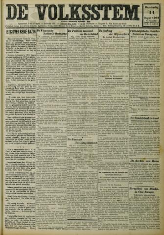 De Volksstem 1932-08-11