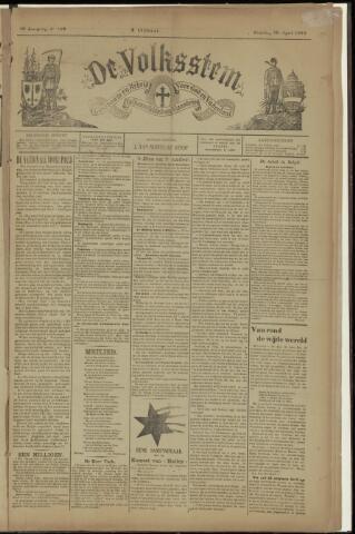 De Volksstem 1910-04-30