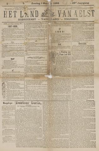 Het Land van Aelst 1888-01-01