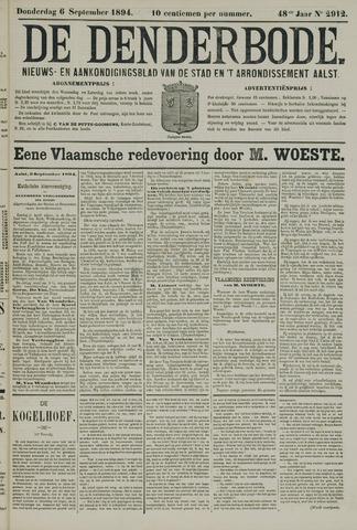De Denderbode 1894-09-06