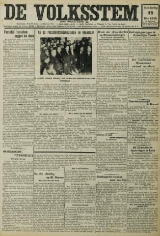 De Volksstem 1932-05-12