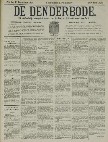 De Denderbode 1904-12-18