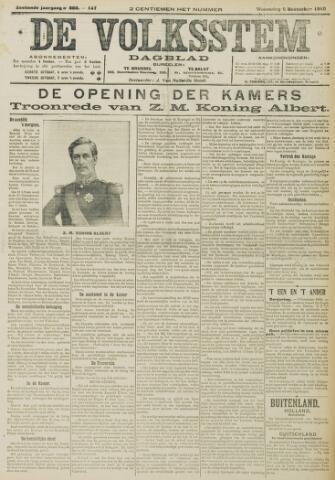 De Volksstem 1910-11-09