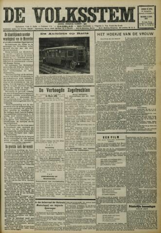 De Volksstem 1932-04-10