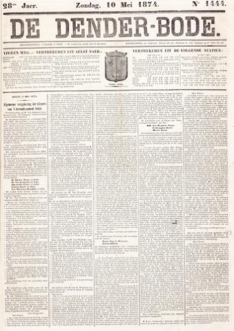 De Denderbode 1874-05-10