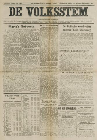 De Volksstem 1941-09-06