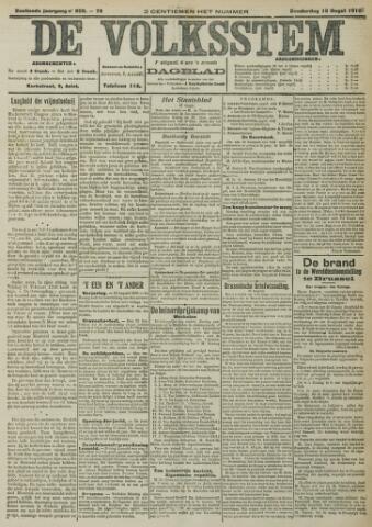 De Volksstem 1910-08-18