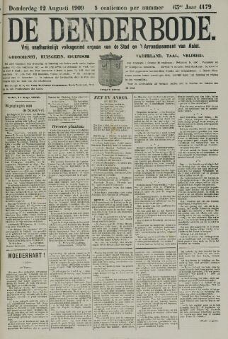 De Denderbode 1909-08-12
