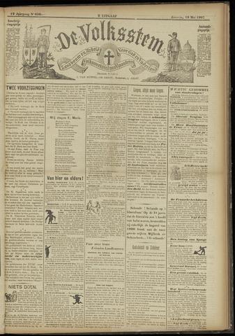 De Volksstem 1907-05-18