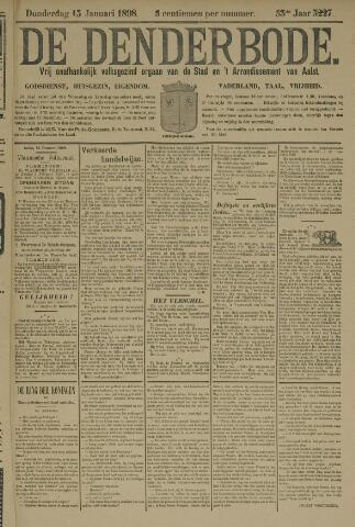 De Denderbode 1898-01-13