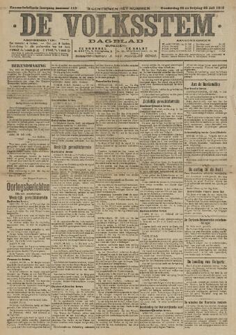 De Volksstem 1915-07-22