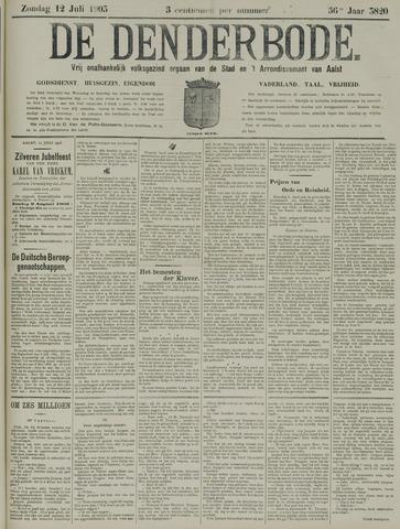 De Denderbode 1903-07-12