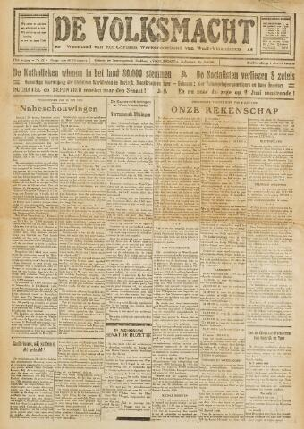 De Volksmacht 1929