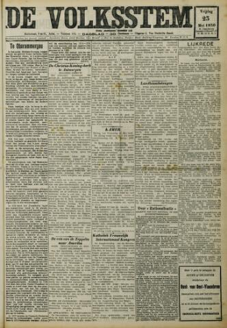 De Volksstem 1930-05-23