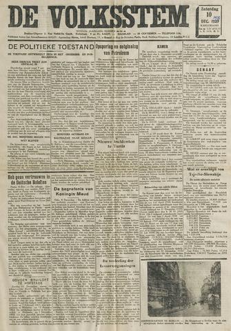 De Volksstem 1938-12-10
