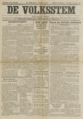 De Volksstem 1941-09-30