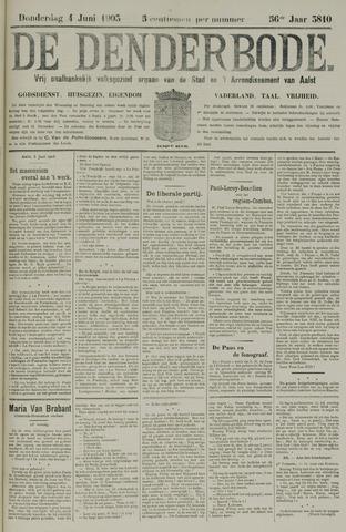 De Denderbode 1903-06-04