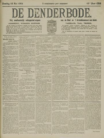 De Denderbode 1911-05-14