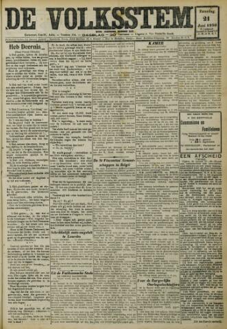 De Volksstem 1930-06-21