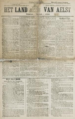 Het Land van Aelst 1882