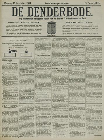 De Denderbode 1907-12-15