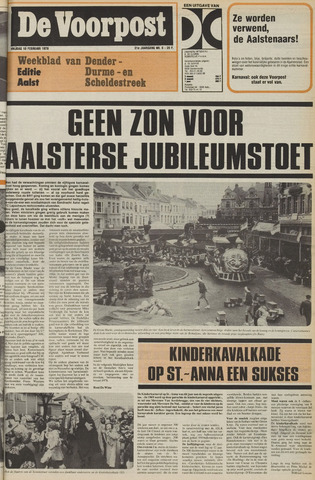 De Voorpost 1978-02-10