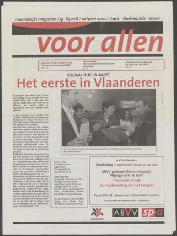 Voor Allen 2002-10-01